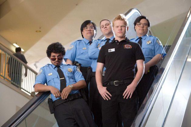 Paul Blart: Mall Cop (2009) – Trailer Stills & Info