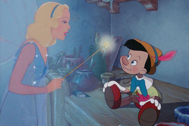 Walt Disney's Pinocchio  – Trailer Stills & Info