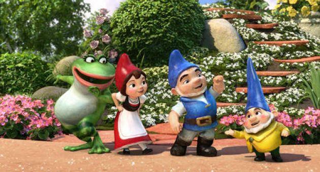 Gnomeo & Juliet (2011) – Trailer Stills & Info