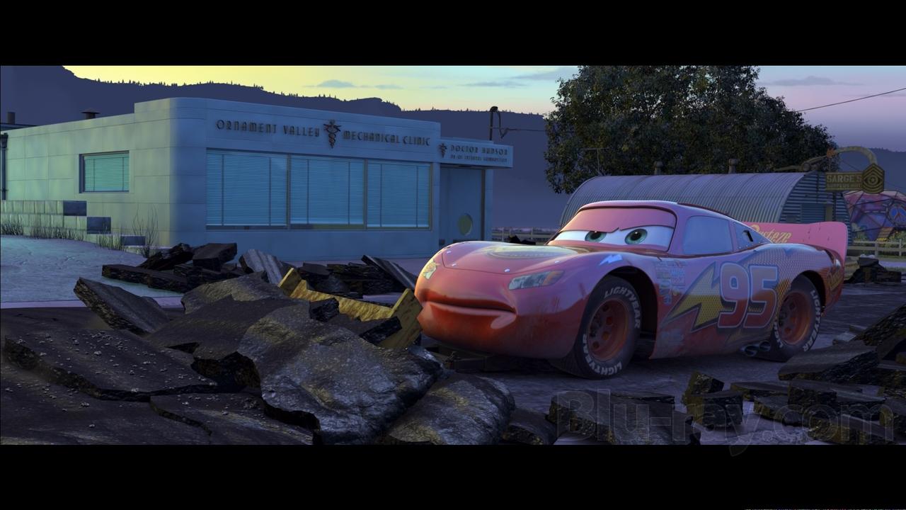 Cars 1 (2006) – Trailer, Stills, & Info