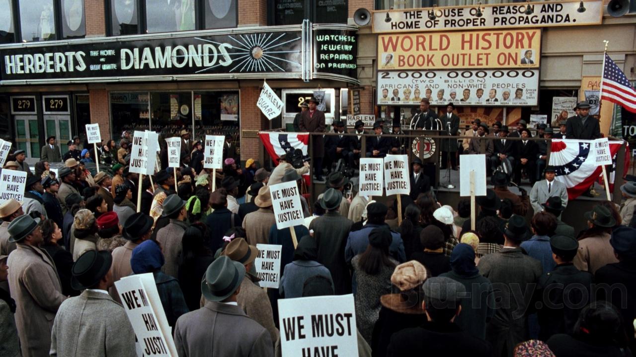 Malcolm X – Trailer, Stills, & Info
