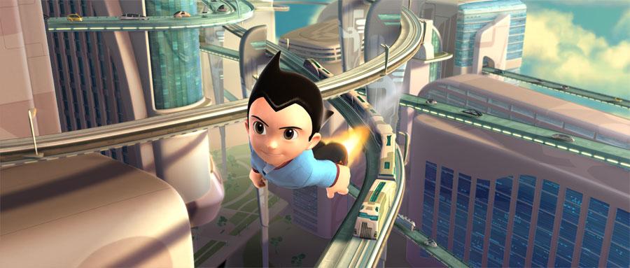 Astro Boy (2009) – Trailer, Stills, & Info