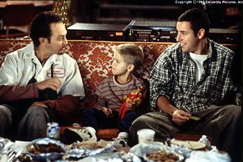 Big Daddy (1999) – Trailer, Stills, & Info