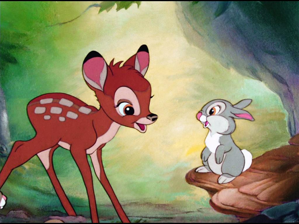 Bambi (Disney) – Trailer Stills & Info