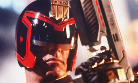Judge Dredd – Trailer Stills & Info