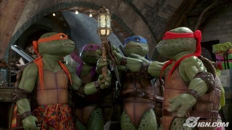 Teenage Mutant Ninja Turtles III (1993) – Trailer Stills & Info