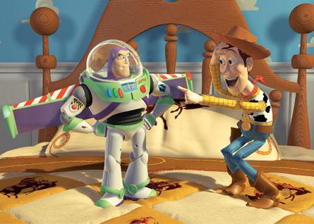 Toy Story (1995) – Trailer Stills & Info