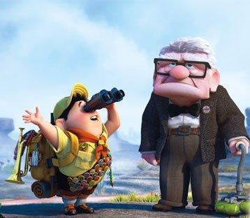 Up (2009) – Trailer Stills & Info