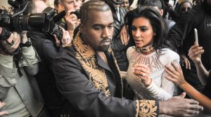 kim-kardashian-kanye-west-balmain-chaos-fans-paris-photographers-07may2016